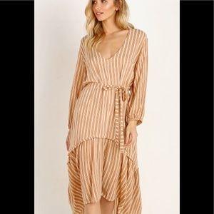 NWT faith the brand dress